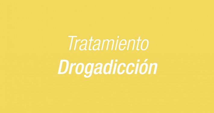 Tratamiento drogadiccion